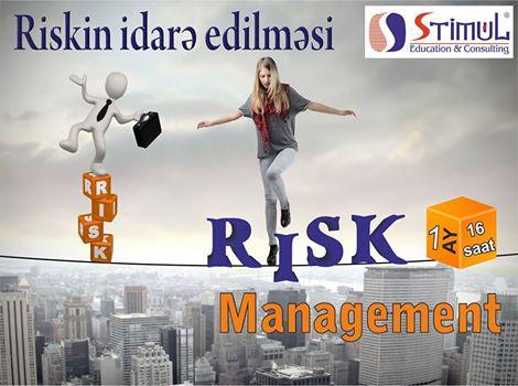 RISK Management kurslarına qeydiyyat başladı – (STIMUL Education and Consulting) - 1