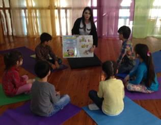 Beynəlxalq Uşaq İnkişaf Mərkəzi ilə yaxında tanış olaraq onları seçəcəksiniz - 5