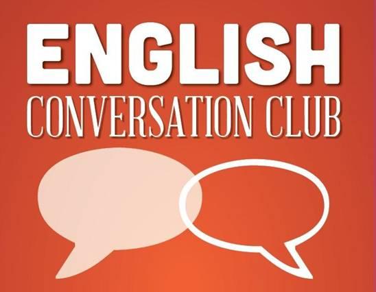İngilis dilindən conversation club-a dəvətlisiniz