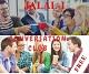 İngilis dili və Rus dili proqramı üzrə Conversation Club-da hər kəs iştirak edə bilər!