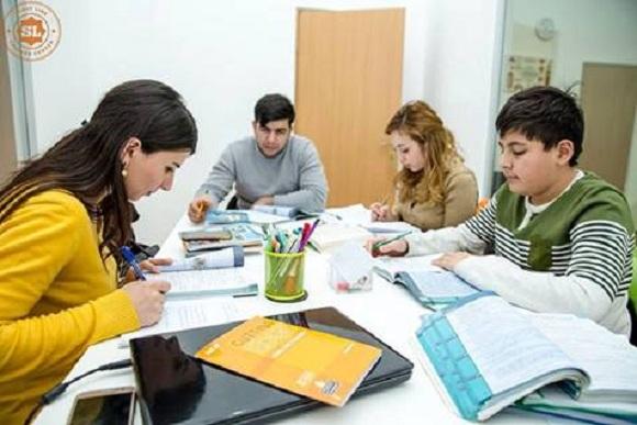 GENERAL ENGLISH-ə bizim mərkəzdə başlayın - STUDY LINE