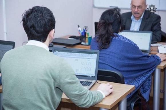 MS Excel I səviyyə üçün təlimimiz davam edir