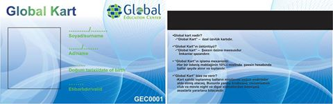 GloBaL kart nədir? (Global Education Center) - 1