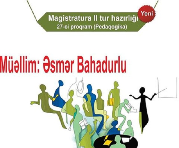 Magistratura 2 tur hazırlığı (Pedaqogika) 27-ci proqram - 1