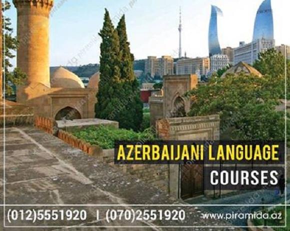 Xaricilər üçün Azərrbaycan dili - 1