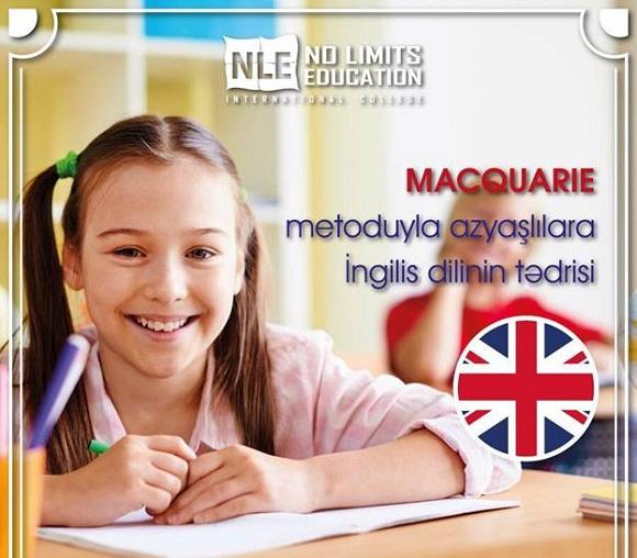 Macquaire metodu ilə azyaşlılara ingilis dilinin tədrisi - 1