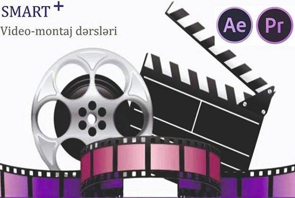 """VIDEO çəkiliş və MONTAJI """"Adobe Premiere Pro"""" və Adobe After Effects kursları - 1"""