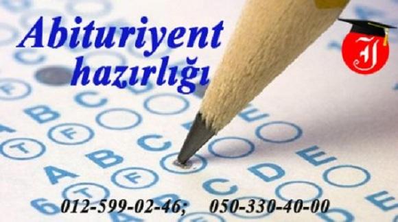 Abituriyent kursları - 1