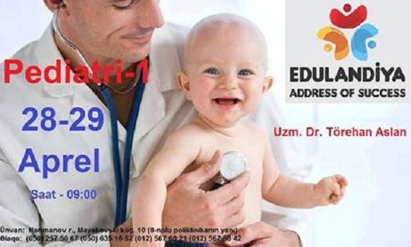 Pediatri-1 dərsimizə dəvətlisiniz - 1