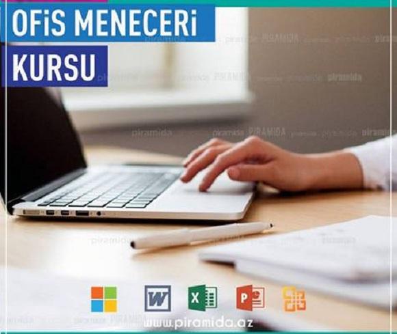 Ofis Meneceri işləmək istəyənlər üçün OFİS proqramları - 1
