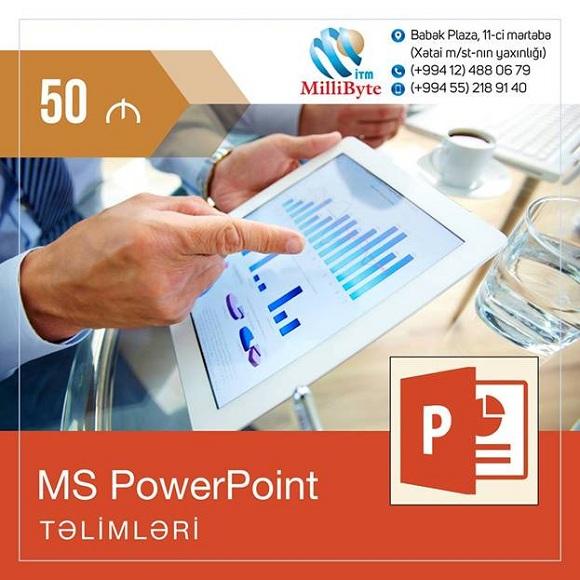 Peşəkar PowerPoint təlimləri - 1