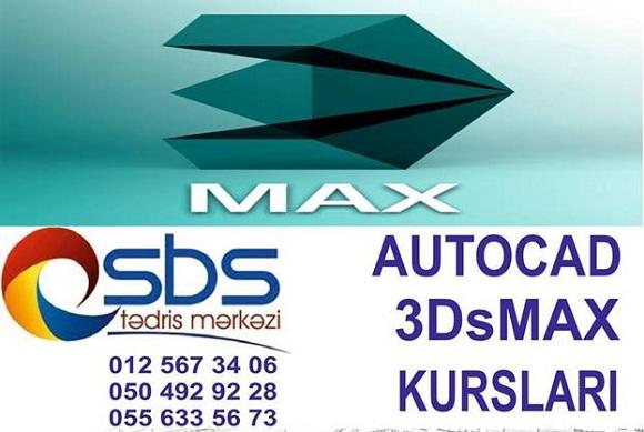 Professional Autocad və 3dsmax kursları - 1
