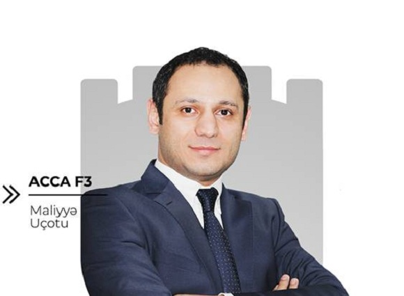 ACCA F3 Financial Accounting (Maliyyə uçotu) təlimi - 1