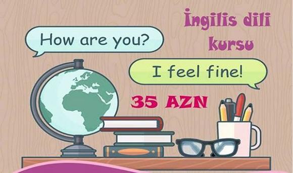 İngilis dili kursları müxtəlif səviyyələrdə mükəmməl tədris - 1