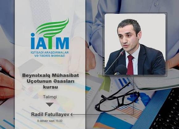 BEYNƏLXALQ MÜHASİBAT UÇOTU TƏLİMİ - 1