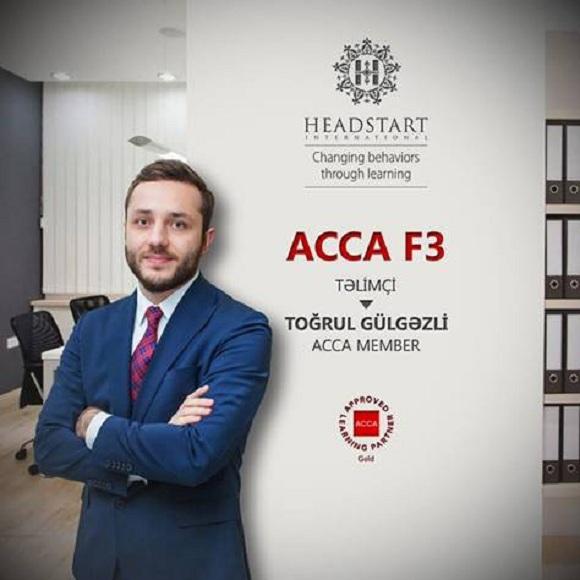 ACCA F3 təlimləri - 1