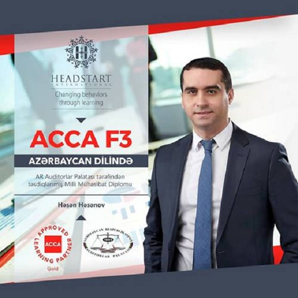 ACCA F3 Azərbaycan dilində - 1