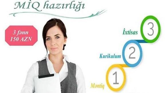 Müəllimlərin İşə Qəbulu (MİQ) - 1