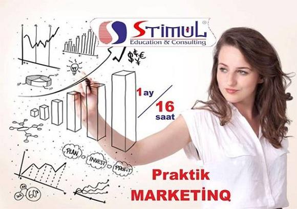 Praktik MARKETING təliminə dəvətlisiniz - 1