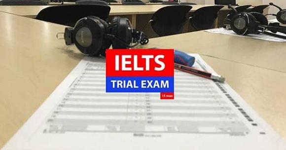 IELTS sınaq imtahanı hazırlıq səviyyənizin müəyyən edilməsi - 1
