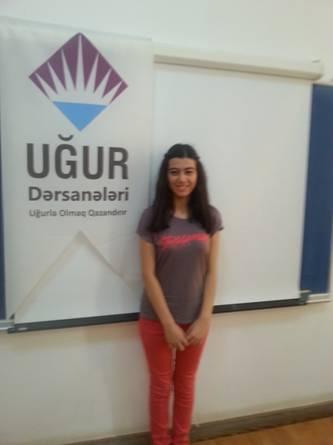 """""""Uğur Dərsanələri""""nin 2014-cü ildəki uğurlu nəticələri - 3"""