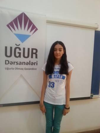 """""""Uğur Dərsanələri""""nin 2014-cü ildəki uğurlu nəticələri - 4"""