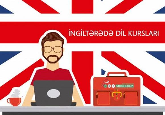 İNGİLTƏRƏDƏ ingilis dili kurslarına qatılın - 1