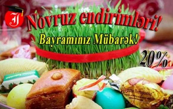 Bahar kompaniyası - Novruz Bayramınız Mübarək - 1