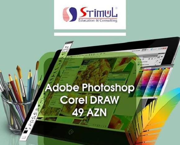 Adobe Photoshop və Corel Draw proqramlarına xüsusi Endirimər - 1