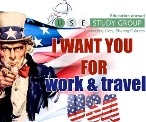 WORK TRAVEL ABŞ 2015 - (USE Study Group) - 1