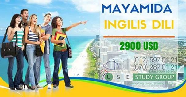 Mayamida İngilis dilini öyrən (USE Study Group) - 1