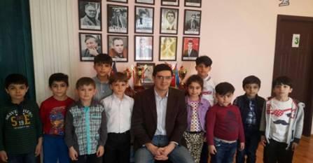Beynəlxalq Uşaq İnkişaf Mərkəzi ilə yaxında tanış olaraq onları seçəcəksiniz - 9