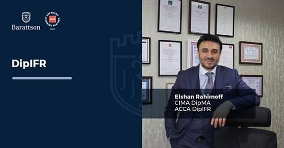 IFRS üzrə ACCA Diplomuna sahib olun!