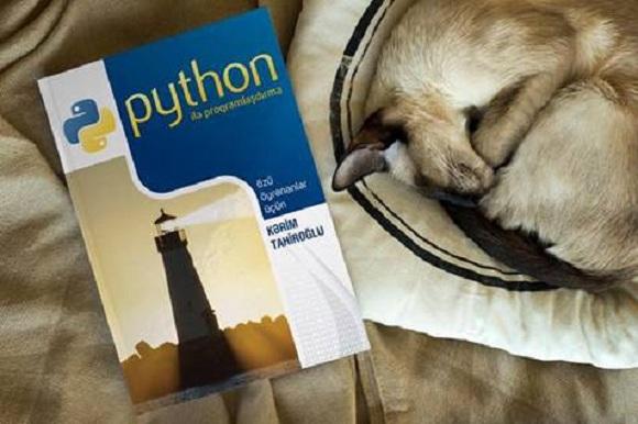 Python proqramlaşdırma dilini bu kitabla öyrənin!