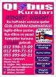 İngilis-dili kursuna yazıl,Rus-dilinə və ya Kompüter kursuna PULSUZ gəl.