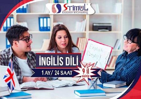 İngilis dilini Beynəlxalq standartlar əsasında öyrənmək istəyənlərə bir fürsət