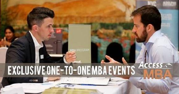 Access MBA tədbirinə dəvətlisiniz