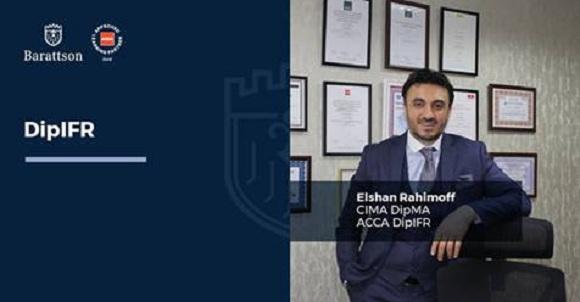 IFRS üzrə ACCA Diplomuna sahib olun