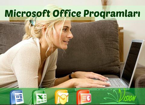 Microsoft Office Proqramlarının tədrisi (VisionTəhsil Mərkəzi) - 1