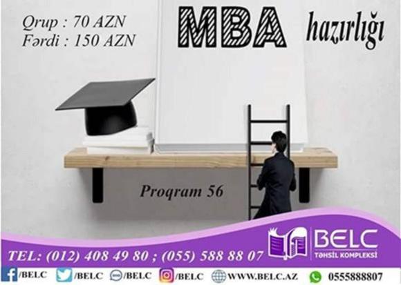 Magistraturanın II mərhələsi üzrə MBA (Master of Business Administration) Proqramına hazırlıq kurslarında iştirak edin - 1