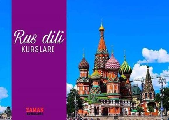 Rus dili dərslərini hələ bizimlə öyrənmirsiniz? - 1
