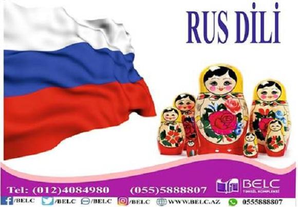 Rus-dili kursları dəvətlisiniz - 1