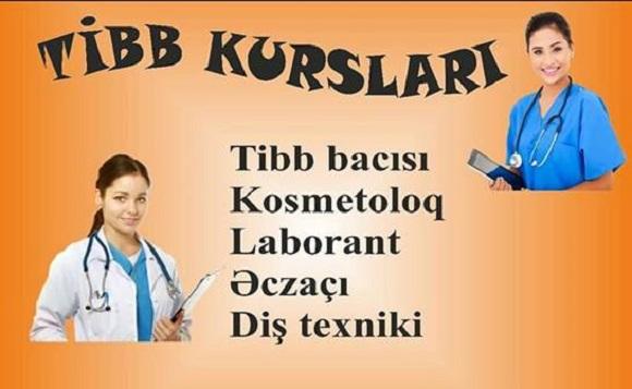 Tibb kurslarına APREL ayı üçün yeni qrup yığılır - 1