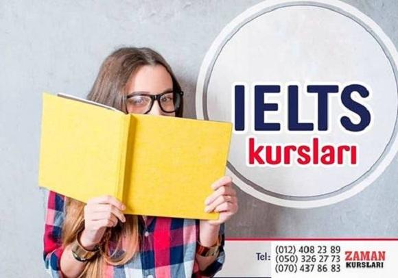 Xaricdə təhsil üçün IELTS/TOEFL/SAT/GMAT&GRE imtahanına hazırlıq dərsləri - 1