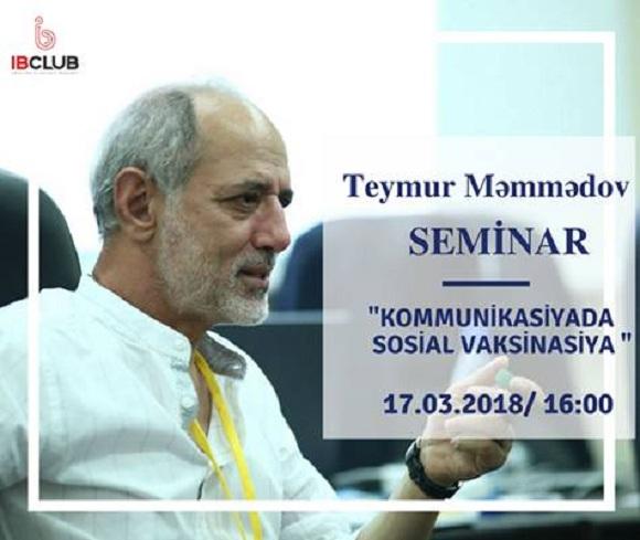 Kommunikasiyada - Sosial Vaksinasiyalar - 1