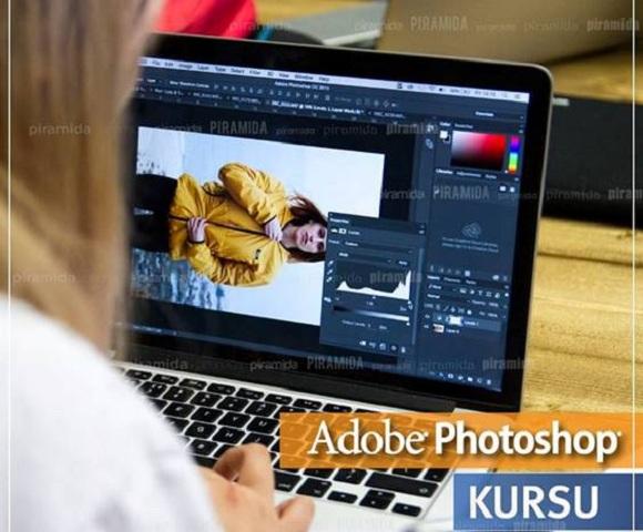 Adobe Photoshop kursu - 1