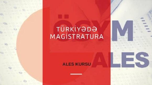 ALES kurslarına qəbul başladı - Türkiyəyə Magistratura - 1