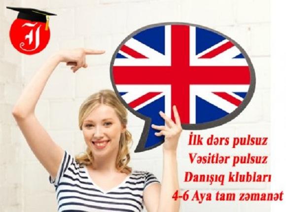 İngilis dili kursları - 1