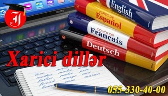Xarici dil kursları - 1