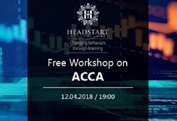 Headstart International maliyyə və mühasibatlıq sahəsində təhsil alanlara ödənişsiz seminarı - 1